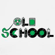Design ~ Old school on white