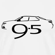 Design ~ Saab 9-5 MY2010