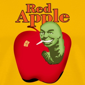 Red Apple - Men's Premium T-Shirt