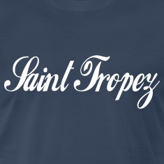Navy saint tropez T-Shirts