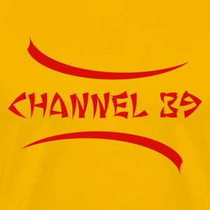Office Space-Channel 39 - Men's Premium T-Shirt