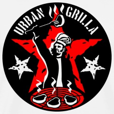 Urban Grilla, barbecue chef / cook