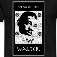 Design ~ Year of the Walter 3XL t-shirt (black)