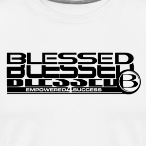 Blessed Stack T - Men's Premium T-Shirt