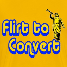 Yellow Flirt to Convert T-Shirts