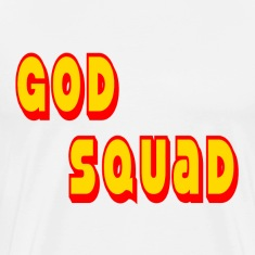 White God Squad T-Shirts