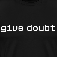 Design ~ give doubt