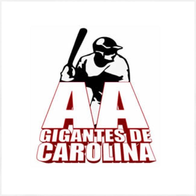 Gigantes Carolina AA PR Team