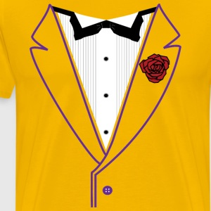 FUNK TUX - CUSTOMIZABLE - Men's Premium T-Shirt