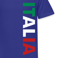 Design ~ Kids ITALIA Tricolore, Blue