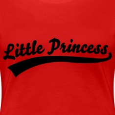 Red little princess Plus Size