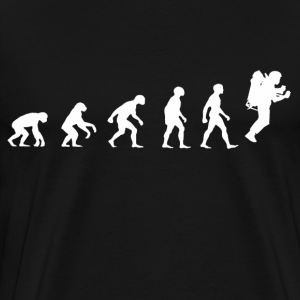 JETPACK EVOLUTION - Men's Premium T-Shirt