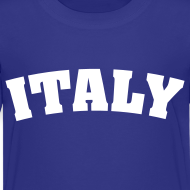 Design ~ Kids Italy, Blue