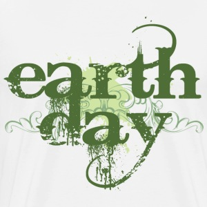 Earth Day tee shirt - Men's Premium T-Shirt