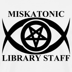 MISKATONIC LIBRARY STAFF