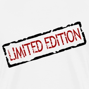 Limited Edition T-Shirt - Men's Premium T-Shirt