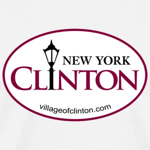 Clinton, New York - Men's Premium T-Shirt