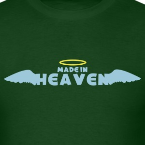 Forest green made in heaven T-Shirts - Men's T-Shirt