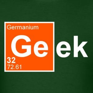 Forest green Geek T-Shirts - Men's T-Shirt
