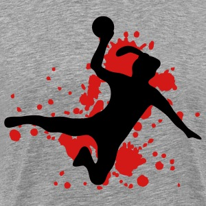 Ash girl dodgeball T-Shirts - Men's Premium T-Shirt