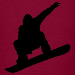 snowboard - Men's T-Shirt