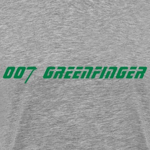 Heather grey Garden T-Shirts - Men's Premium T-Shirt