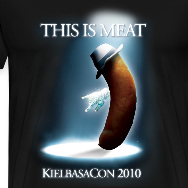 KielbasaCon 2010 Ultimate Shirt : Men