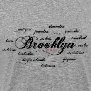 Brooklyn + Islands - Men's Premium T-Shirt