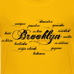Brooklyn + Islands - Kids' Premium T-Shirt