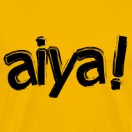 Design ~ Aiya! Men's Tee