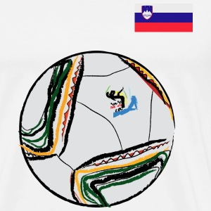Slovenia Supporter - Men's Premium T-Shirt