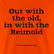 Design ~ Men's F: ...in with Reimold (orange)