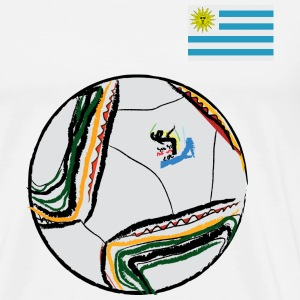Uruguay Supporter - Men's Premium T-Shirt