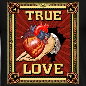 True Love - Men's Premium T-Shirt