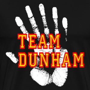 Black Fringe Team Dunham T-Shirts - Men's Premium T-Shirt