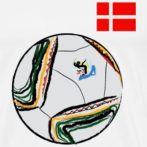 Denmark Supporter - Men's Premium T-Shirt