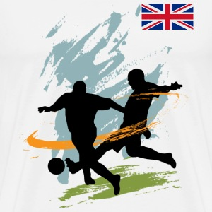 United Kingdom Supporter - Men's Premium T-Shirt