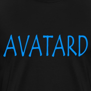 Black Avatard T-Shirts - Men's Premium T-Shirt