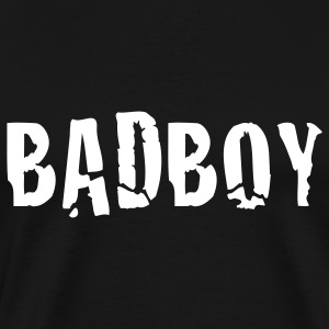 Black badboy T-Shirts - Men's Premium T-Shirt
