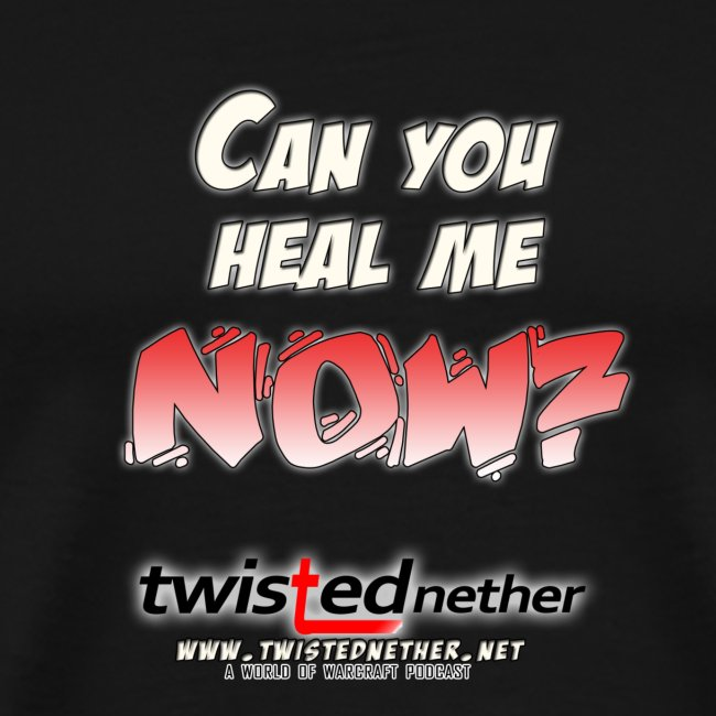 Can You Heal Me Now? - Black