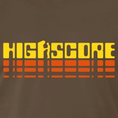 Brown Highscore2 T-Shirts