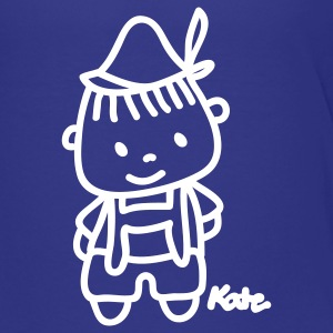 Royal blue Little Boy Kids' Shirts - Kids' Premium T-Shirt