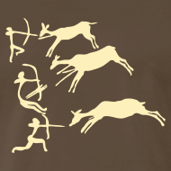 Design ~ Lascaux Cave Art Shirt