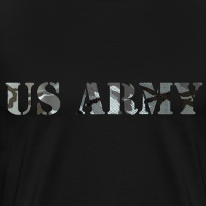 us army camo - Men's Premium T-Shirt