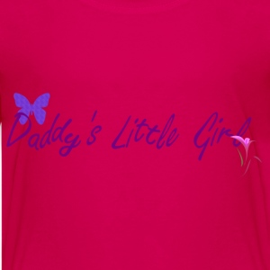 Children's Daddy's Little Girl T Shirt - Kids' Premium T-Shirt