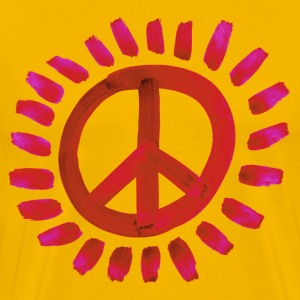 Peace Tee - Men's Premium T-Shirt