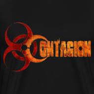 Design ~ Men's Contagion v2 T-Shirt