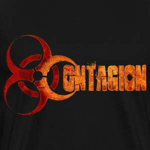 Men's Contagion v2 T-Shirt - Men's Premium T-Shirt