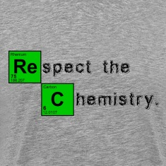 Ash  Respect the Chemistry Breaking Bad T-Shirts