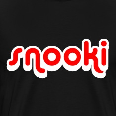 Black Snooki T-Shirts